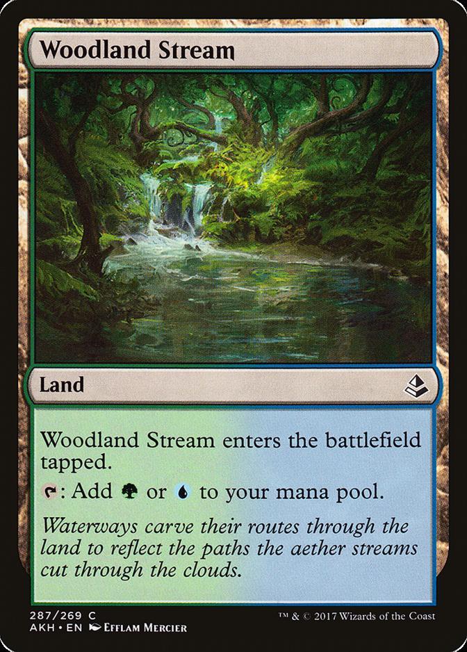 Woodland Stream [AKH] (F)
