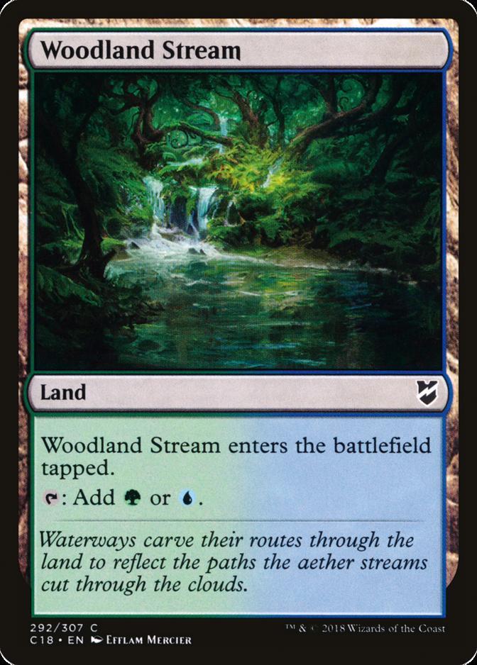 Woodland Stream [C18]