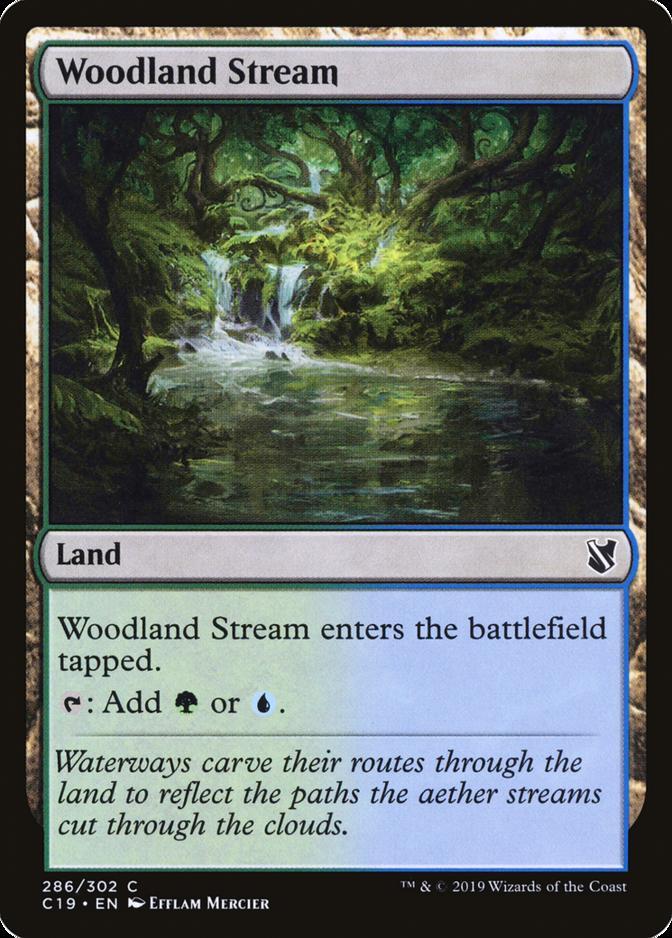 Woodland Stream [C19] (F)