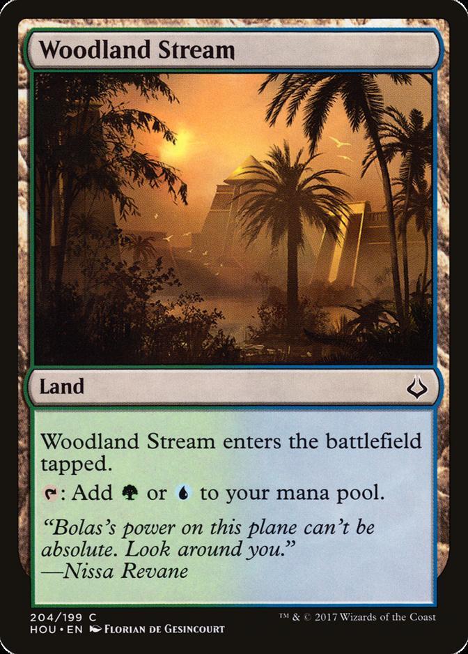 Woodland Stream [HOU]