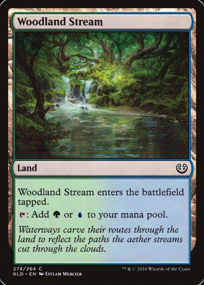 Woodland Stream [KLD] (F)