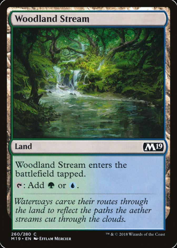 Woodland Stream [M19]