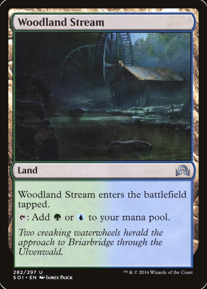 Woodland Stream [SOI]