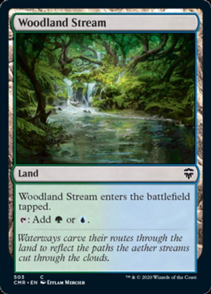 Woodland Stream <precon> [CMR]