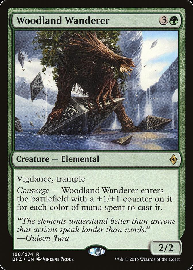 Woodland Wanderer [BFZ]