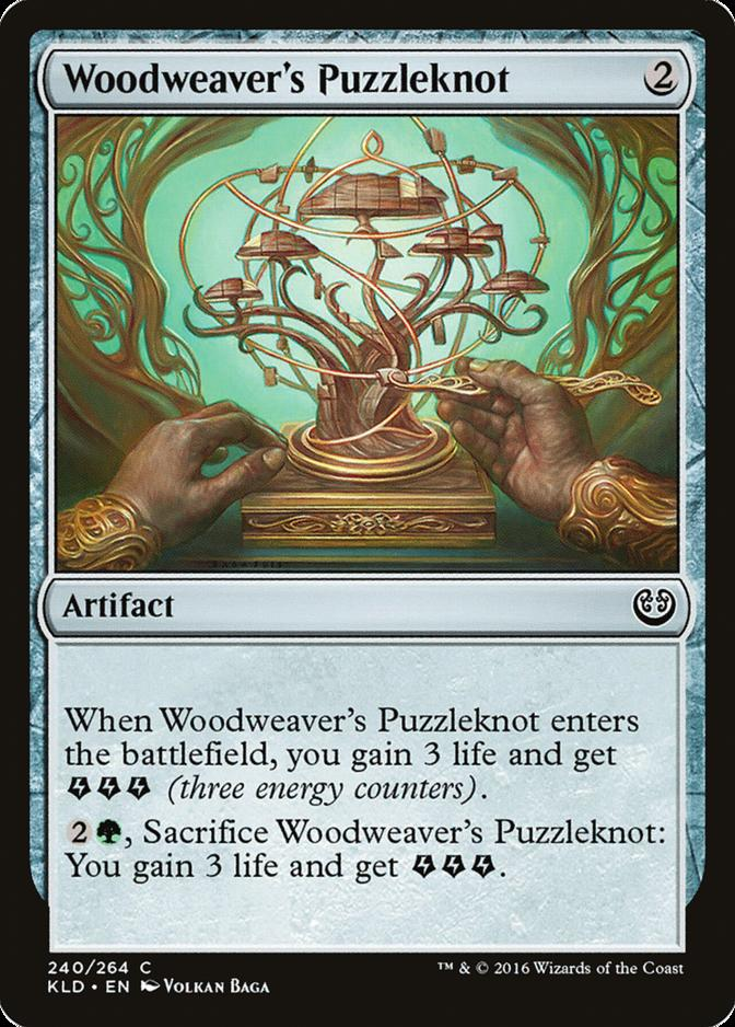 Woodweaver's Puzzleknot [KLD]