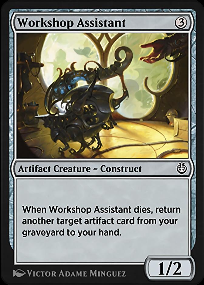 Workshop Assistant [KLR]