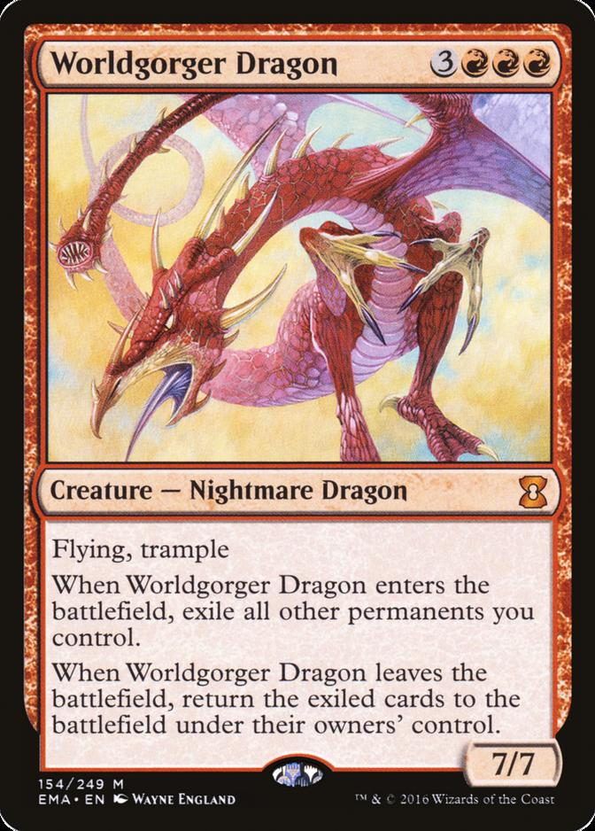 Worldgorger Dragon [EMA]