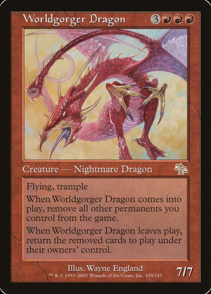 Worldgorger Dragon [JUD]