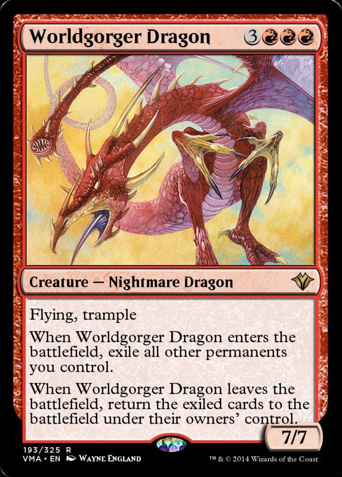 Worldgorger Dragon [VMA]