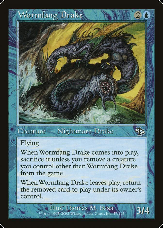 Wormfang Drake [JUD] (F)