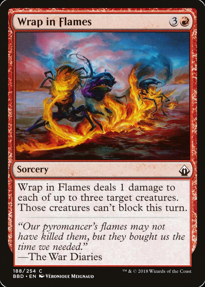 Wrap in Flames [BBD]