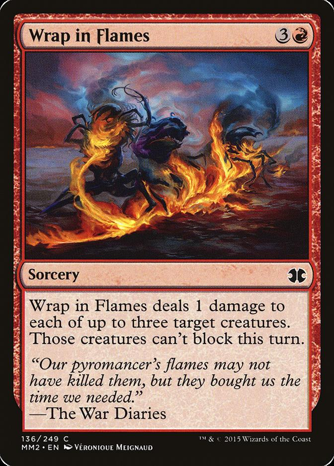 Wrap in Flames [MM2]