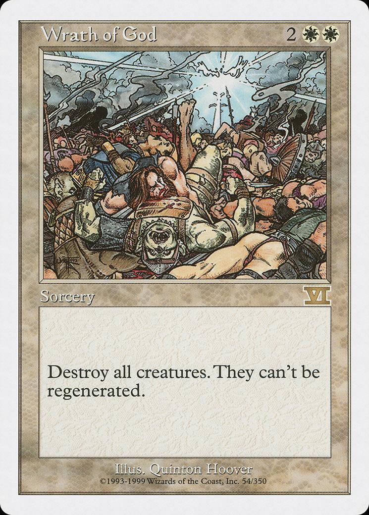 Wrath of God [6ED]