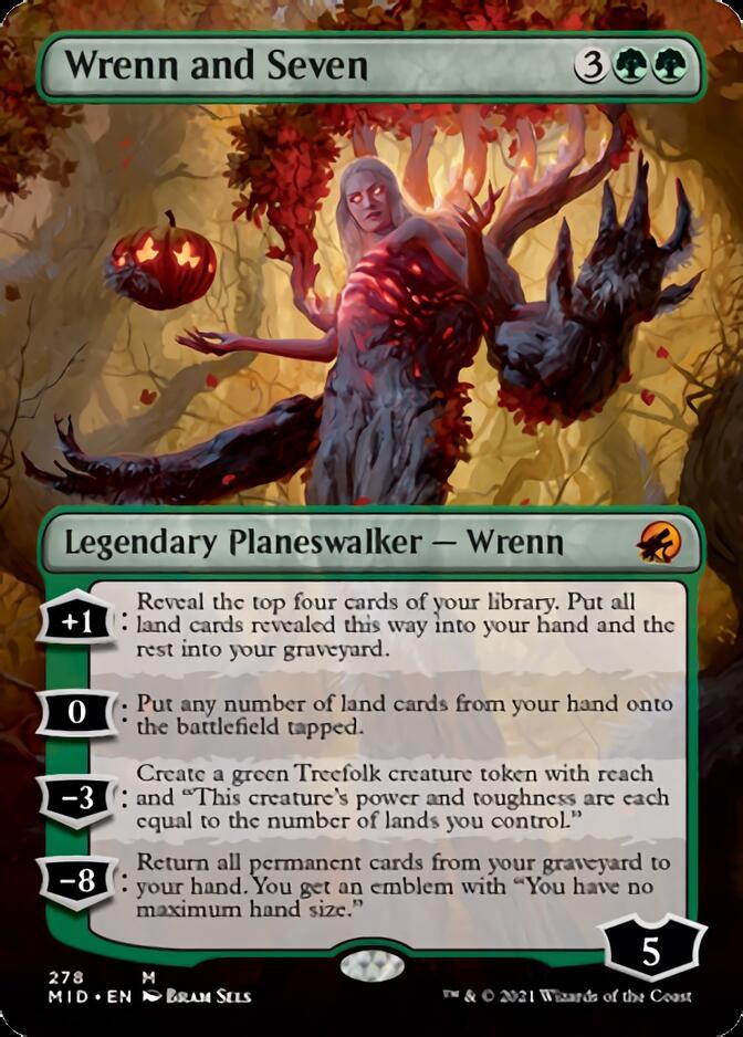 Wrenn and Seven <borderless> [MID]