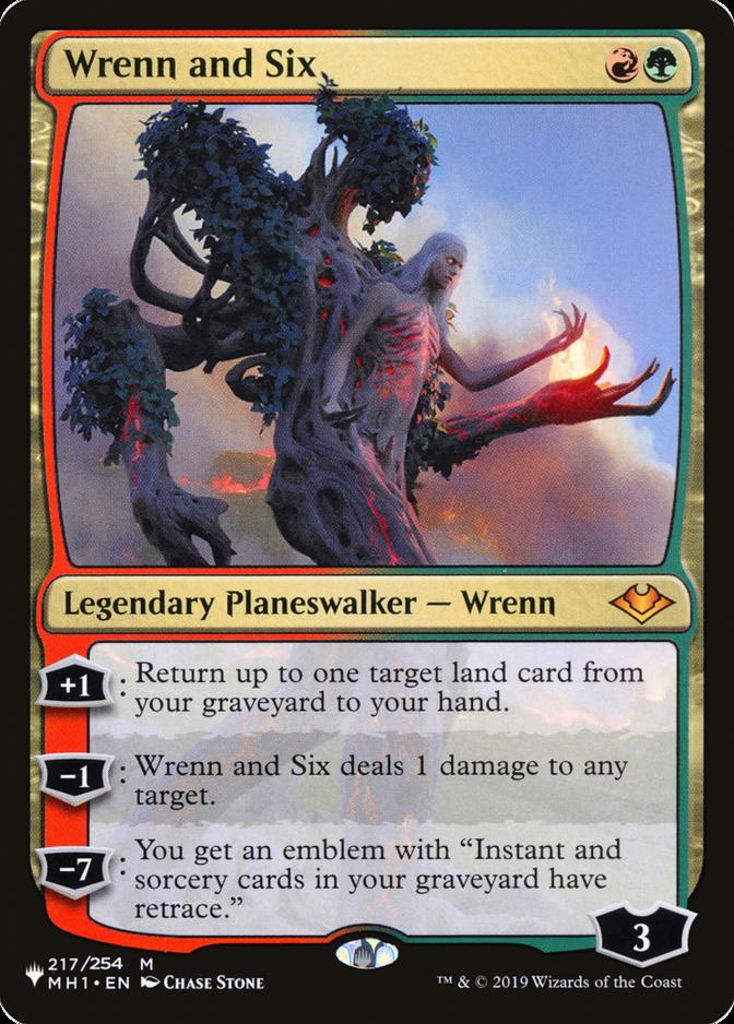 Wrenn and Six [PLIST]