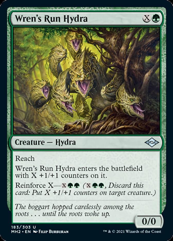 Wren's Run Hydra [MH2]