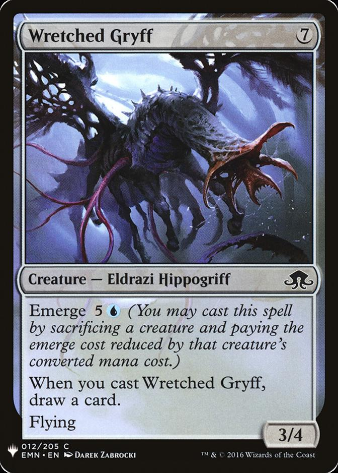 Wretched Gryff [MB1]
