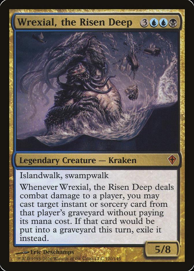 Wrexial, the Risen Deep [WWK]