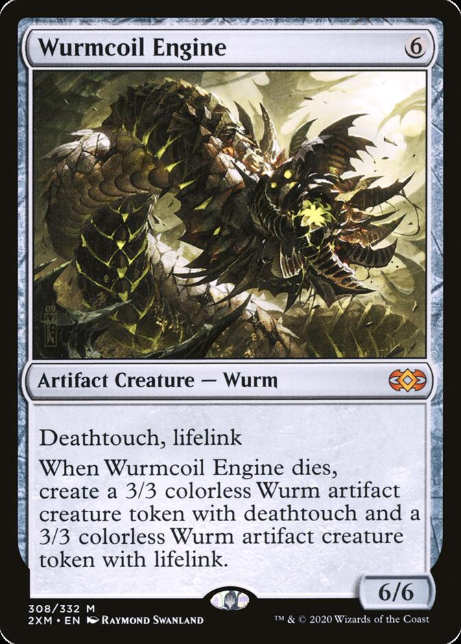 Wurmcoil Engine [2XM]