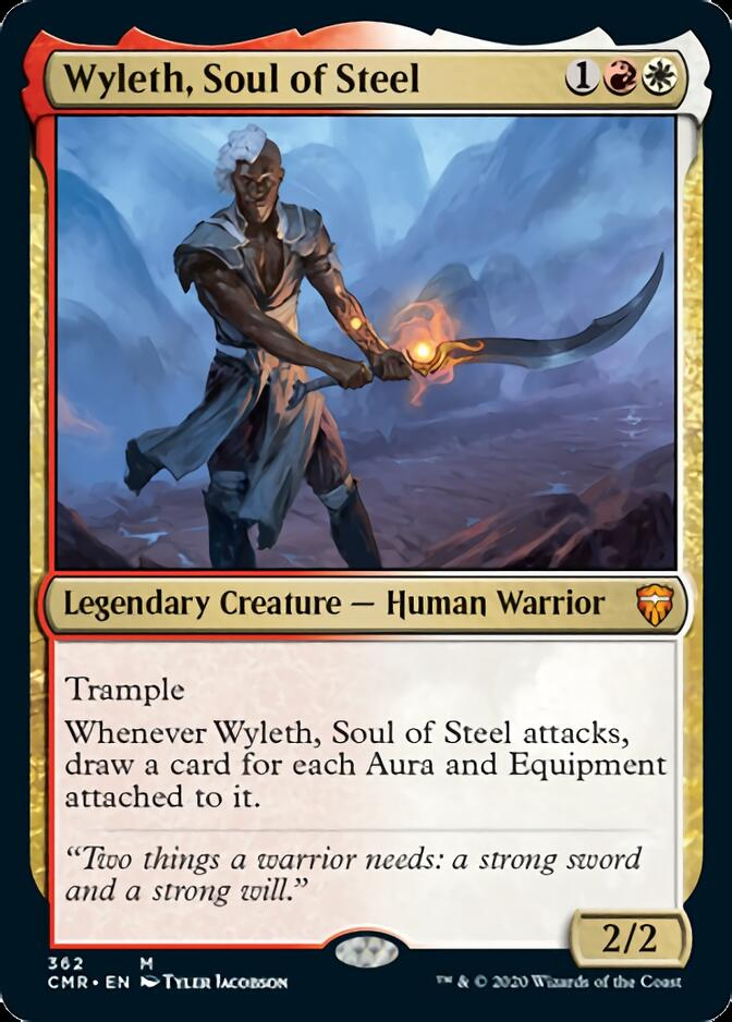 Wyleth, Soul of Steel [CMR]