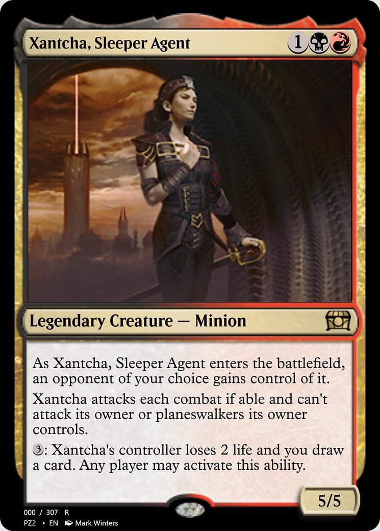 Xantcha, Sleeper Agent [PZ2] (F)