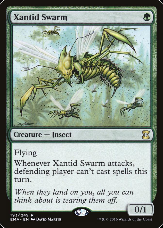 Xantid Swarm [EMA]