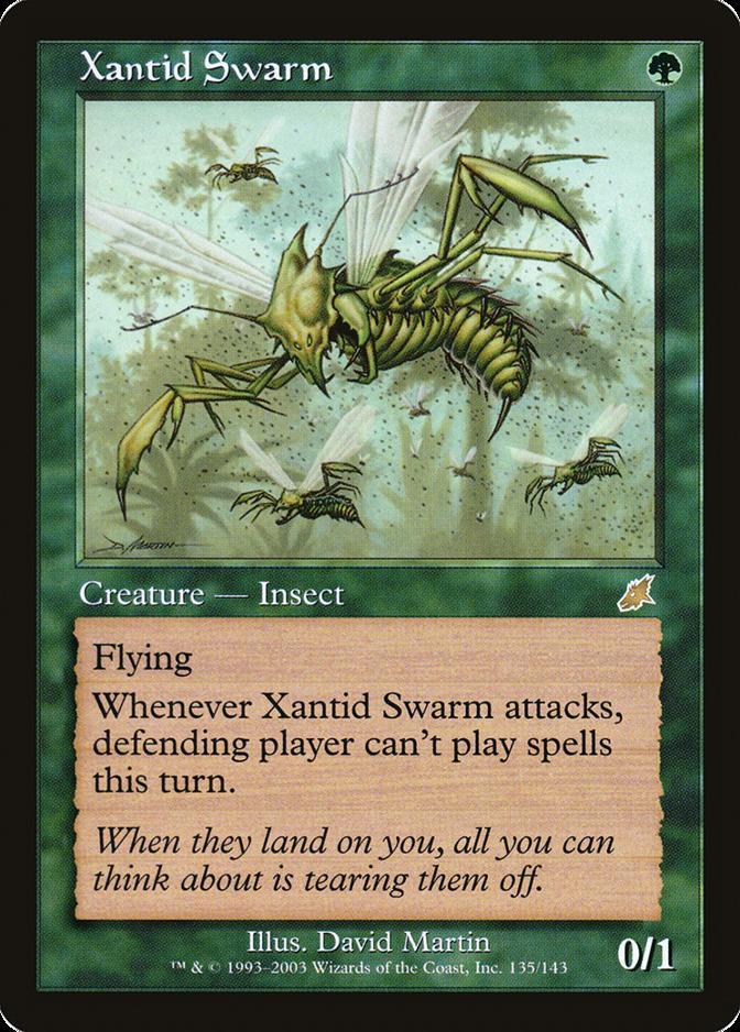 Xantid Swarm [SCG]