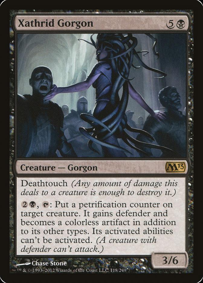 Xathrid Gorgon [M13]