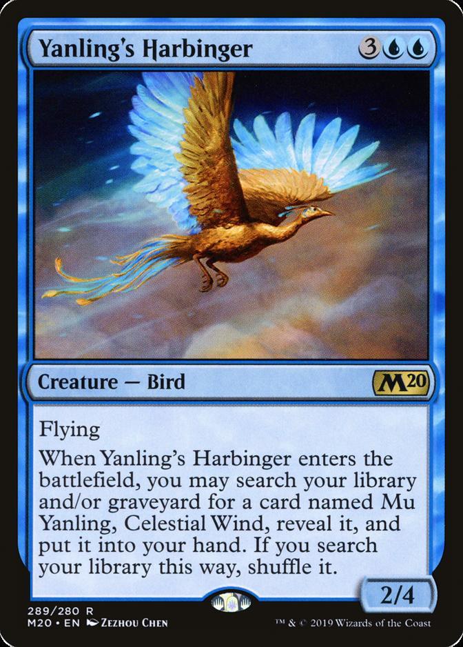 Yanling's Harbinger [M20]