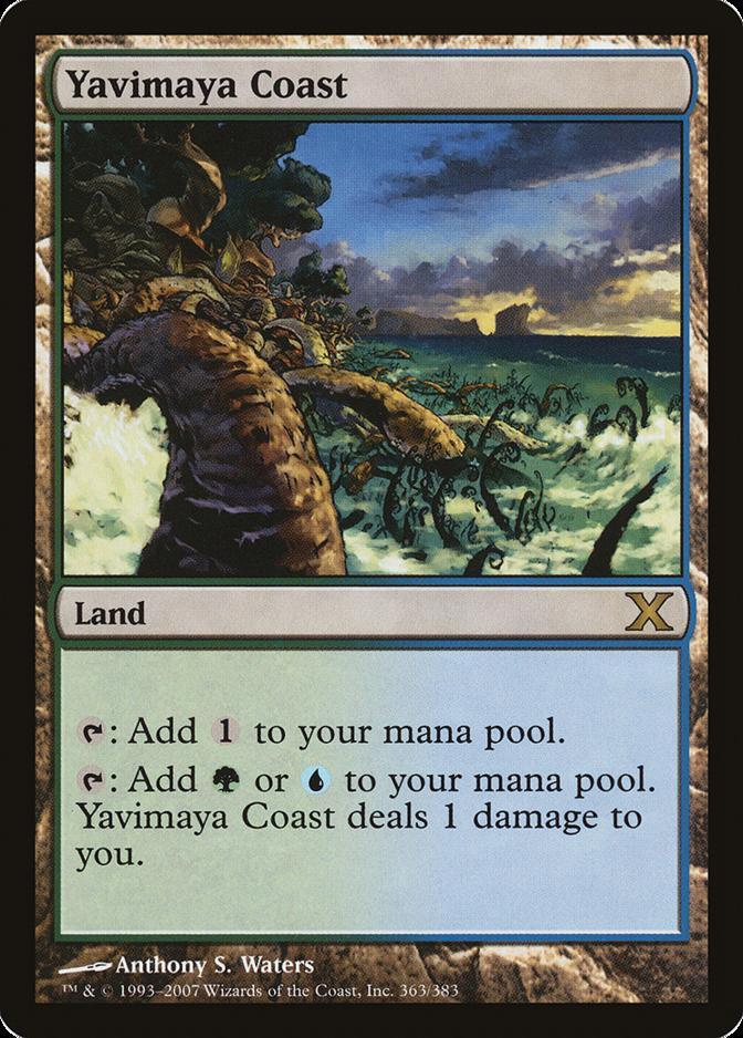 Yavimaya Coast [10E]