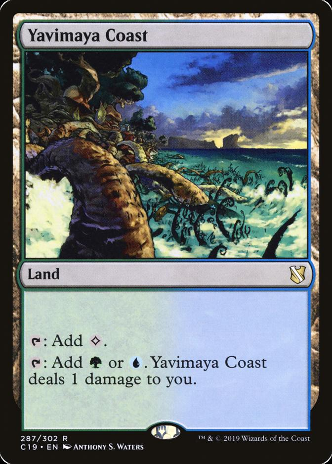 Yavimaya Coast [C19]
