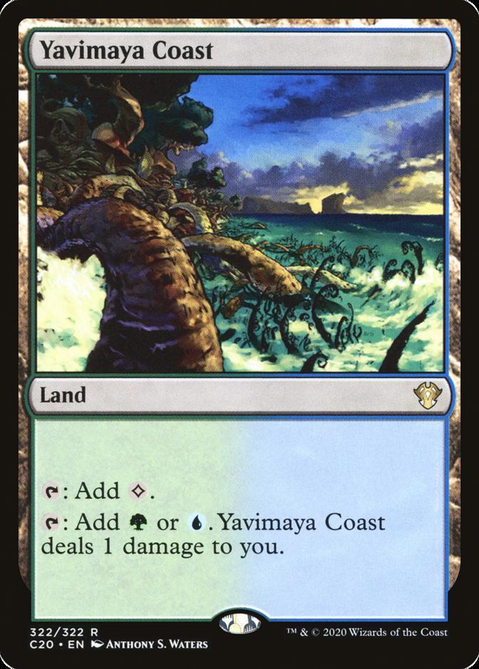 Yavimaya Coast [C20]