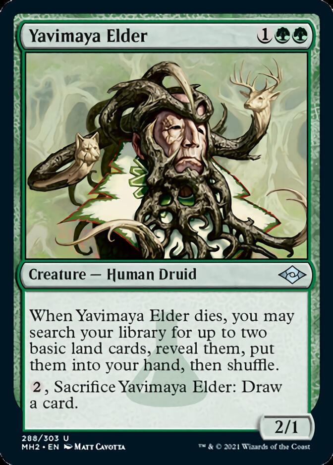 Yavimaya Elder [MH2]