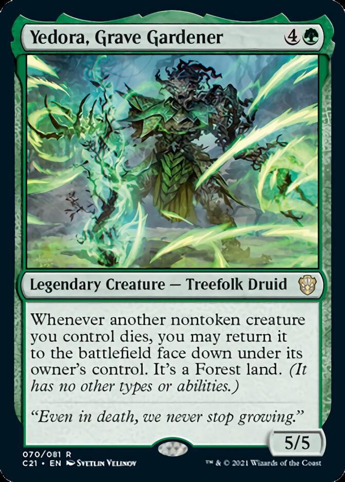 Yedora, Grave Gardener [C21]