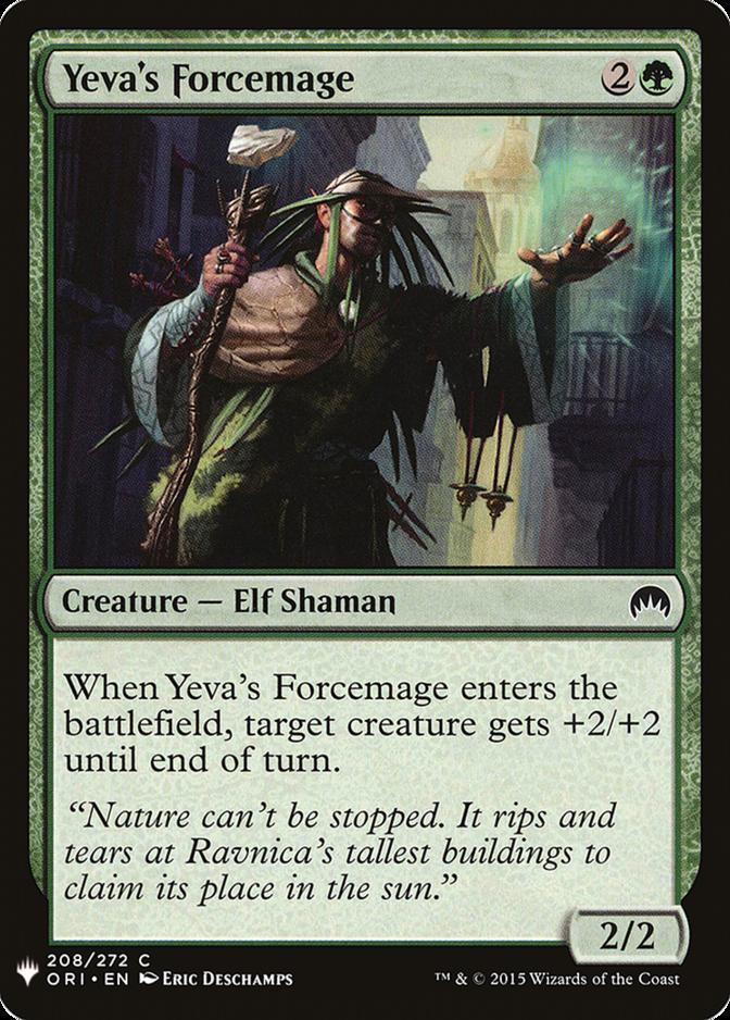 Yeva's Forcemage [MB1]