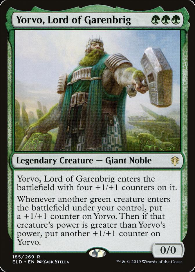Yorvo, Lord of Garenbrig [ELD]
