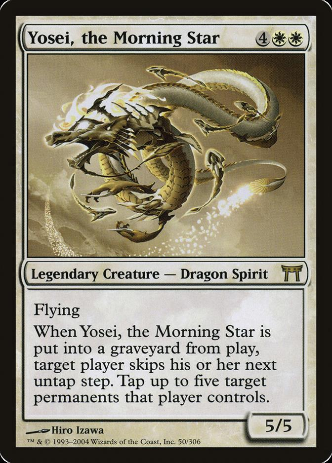 Yosei, the Morning Star [CHK]