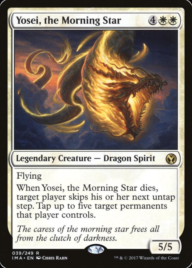 Yosei, the Morning Star [IMA]