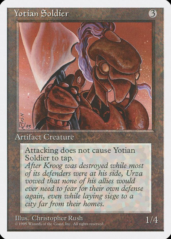 Yotian Soldier [4ED]