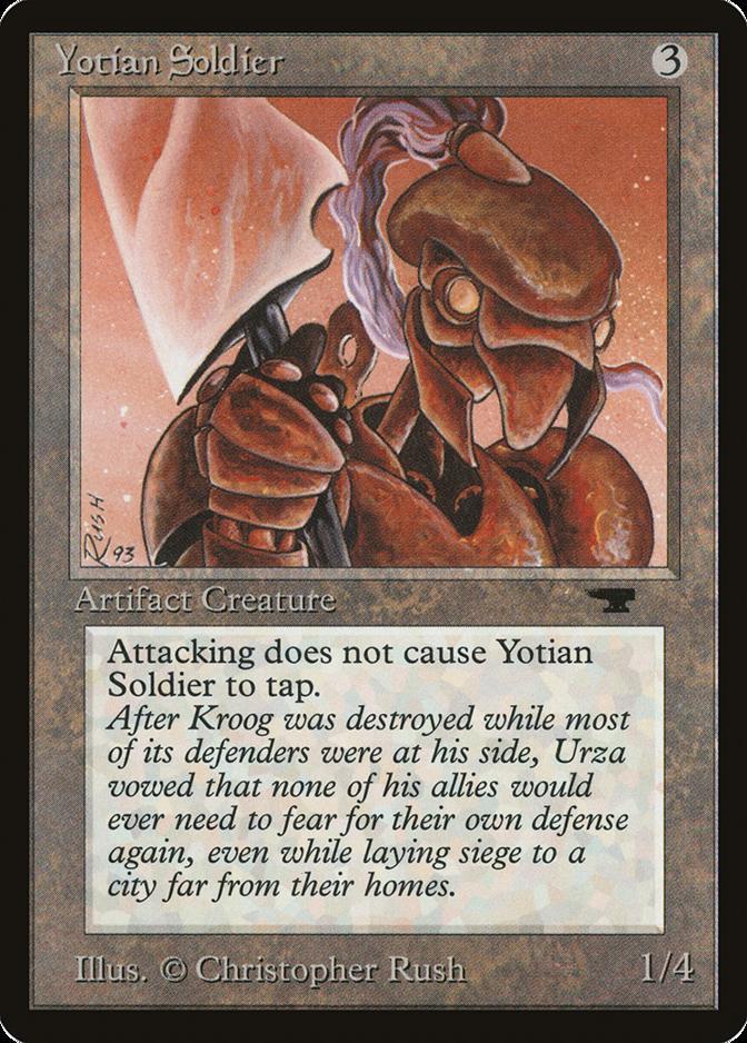 Yotian Soldier [ATQ]
