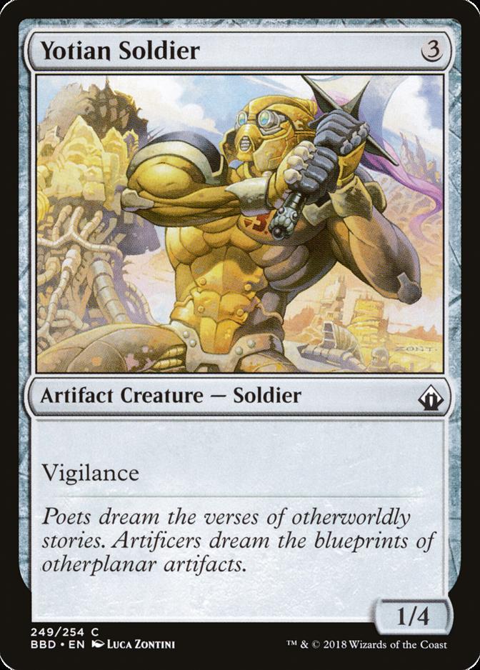 Yotian Soldier [BBD]