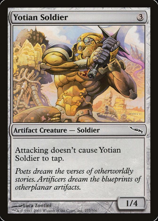 Yotian Soldier [MRD]