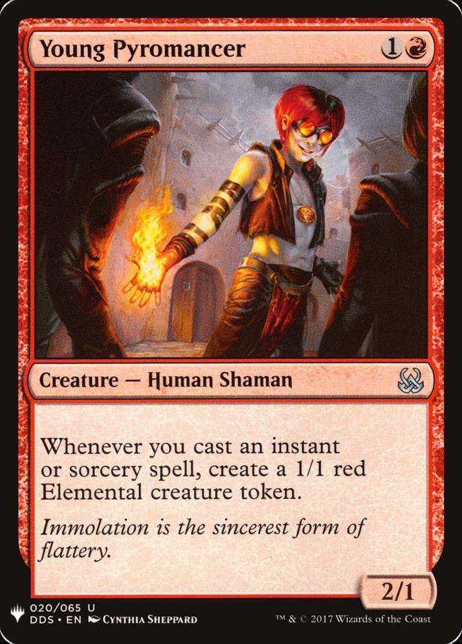 Young Pyromancer [MB1]