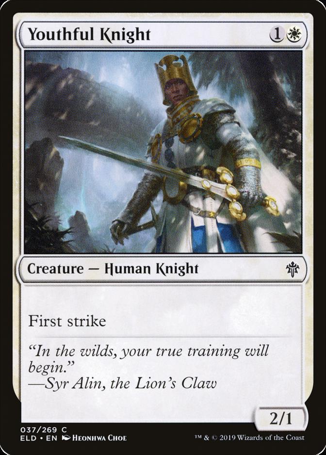 Youthful Knight [ELD]