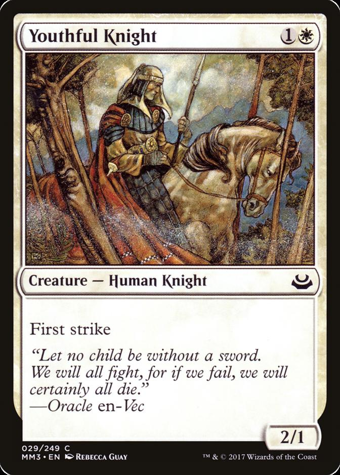 Youthful Knight [MM3]