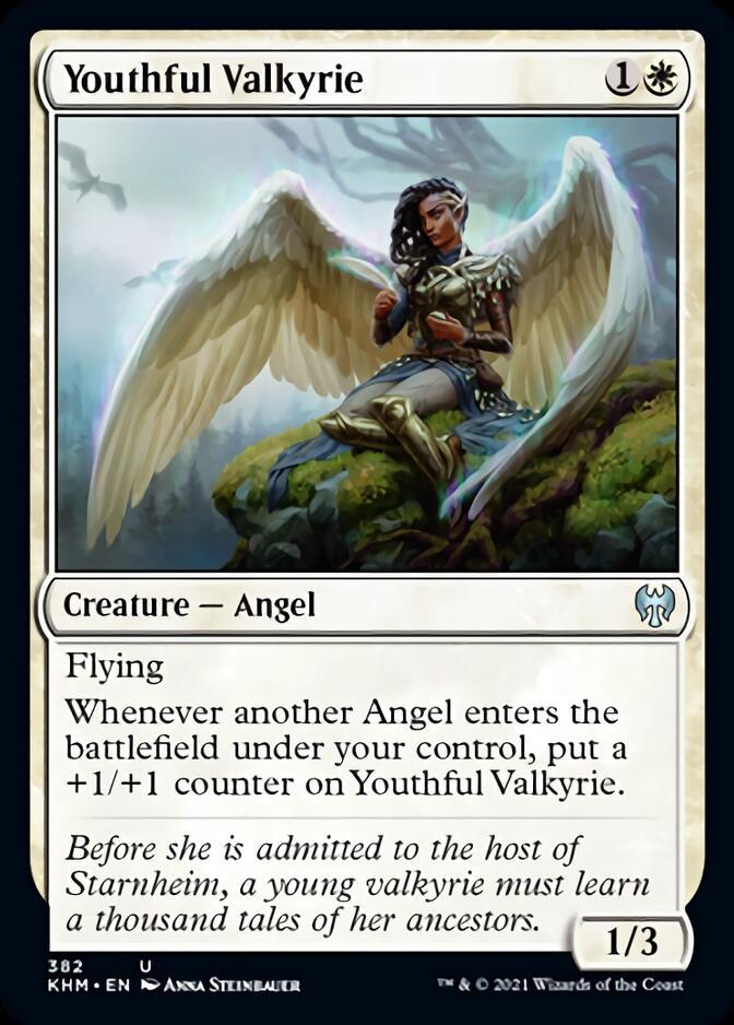 Youthful Valkyrie [KHM]
