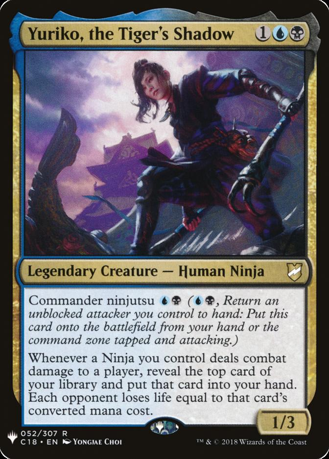 Yuriko, the Tiger's Shadow [MB1]