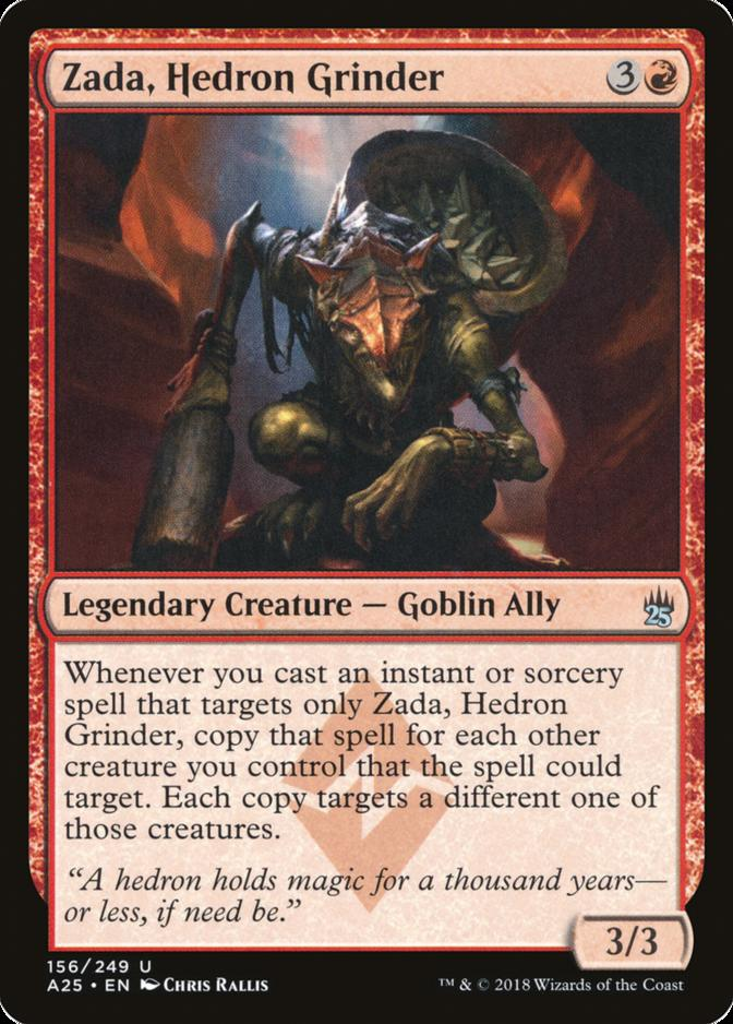 Zada, Hedron Grinder [A25]