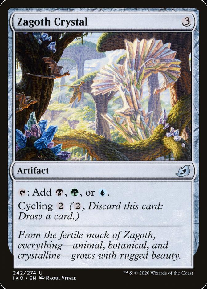 Zagoth Crystal [IKO]
